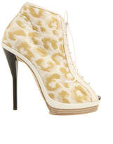 3.1 Phillip Lim Lace Up Bootie