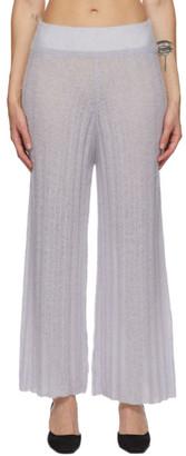 RUS Purple Alpaca Shoji Lounge Pants