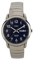 Timex Men's Easy Reader Watch with Expansion Ba