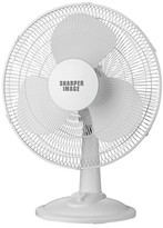 Sharper Image 12 Inch Table Top Fan