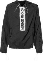 Off-White Mirror Mirror anorak jacket - men - Polyamide/Polyester - M