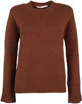 Saverio Palatella Ribbed Neck Sweater