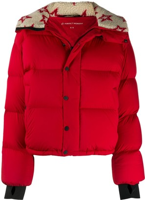 Perfect Moment Jojo down puffer jacket