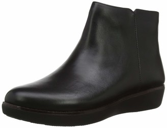 FitFlop Women's Ziggy Zip Ankle Boots