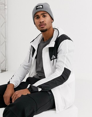 The North Face 1985 Mountain jacket in white