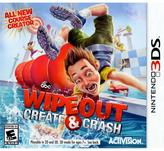 Nintendo Wipeout Create & Crash 3DS