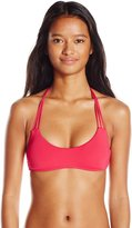 Roxy Junior's Sunset Paradise Halter Tri Bikini Top