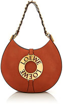 Loewe Women's Joyce Medium Shoulder Bag-TAN