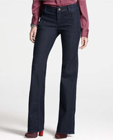 Ann Taylor Signature Denim Trousers