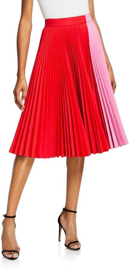 472f9e2ae2 Pink High Waist Skirt - ShopStyle