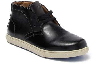 Florsheim Curb Jr. Leather Chukka Boot (Toddler, Little Kid, & Big Kid)