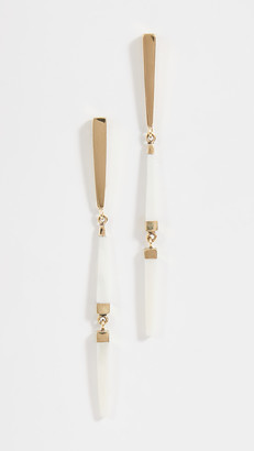 Soko Imara Mixed Material Dangle Earrings
