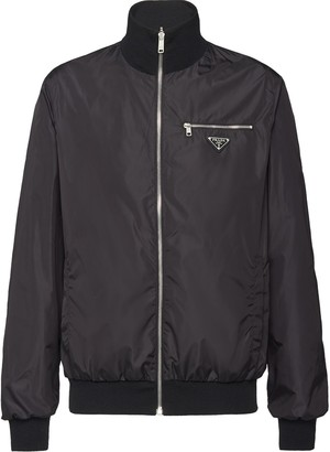Prada Reversible Bomber Jacket