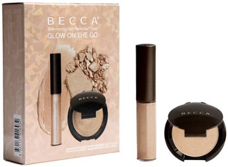 Becca Shimmering Skin Perfector Opal Glow On The Go Highlighter Kit