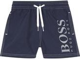 HUGO BOSS Logo swim shorts 6-36 months