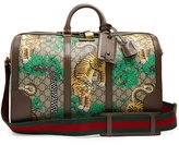 GUCCI Bengal GG Supreme leather holdall