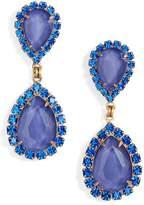 Loren Hope Abba Crystal Drop Earrings