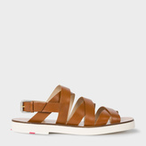 Paul Smith Women's Tan Leather 'Rio' Sandals
