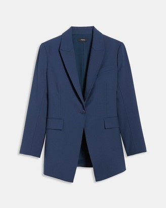 Theory Etiennette Blazer in Good Wool