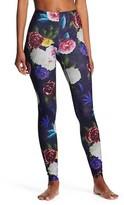 Xhilaration Women's Leggings Shiny Floral