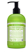 Dr. Bronner's 4-In-1 Sugar Organic Pump Soap 355ml