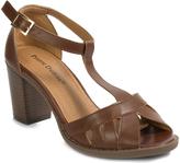 Pierre Dumas Whiskey T-Strap Carina Sandal