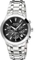 Accurist Men's Dial Chronograph Steel Bracelet Watch - MB1060B