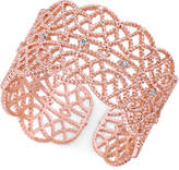 INC International Concepts Crystal-Studded Filigree Ring, Created for Macy's