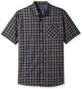 O'Neill Men's Check Short Sleeve Shirt