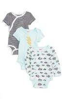 Skip Hop Infant Boy's Star Struck 3-Pack Bodysuits