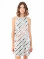 Alternative Cotton Modal Printed Halter Dress