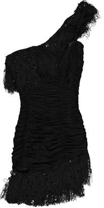 Azzaro Loris Black Synthetic Dresses
