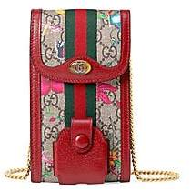 Gucci Women's Ophidia GG Flora Chain Wallet