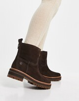 Thumbnail for your product : Timberland ankle boots in brown