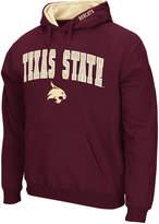 Colosseum Men's Texas State Bobcats Arch Logo Hoodie