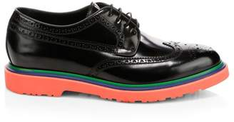 Paul Smith Crispin Tricolor Sole Leather Brogues