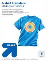 up & up Dark T-shirt Transfers