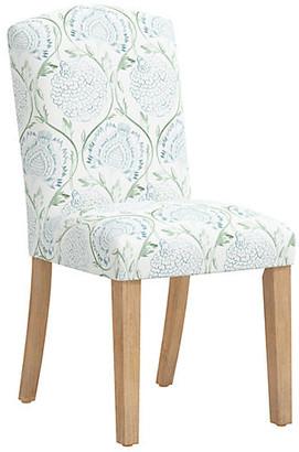 One Kings Lane Marie Side Chair - Green