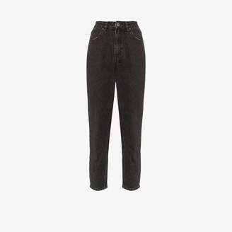 Ksubi Pointer high waist straight leg jeans