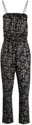 Etoile Isabel Marant Timea geometric-print jumpsuit