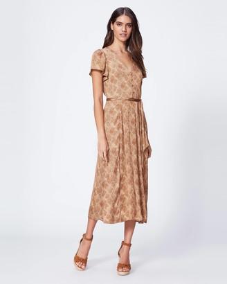 Paige Alayna Dress-Bronze