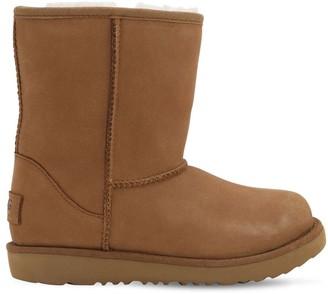 UGG Waterproof Shearling Boots