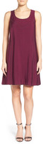 Vince Camuto Embellished Flowy Swing Dress