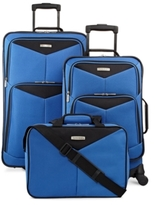 Travel Select Travel Select Bay Front 3 Piece Luggage Set