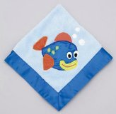 AM PM Kids Mullins Square Kids / Teether Blanket, Fish