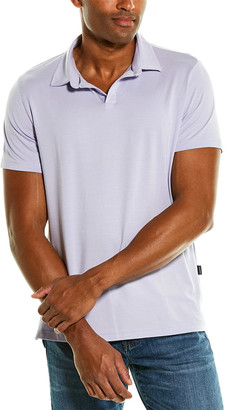 Stone Rose Solid Polo Shirt