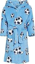 Playshoes Football Fleece Hooded Boy's Loungewear Original