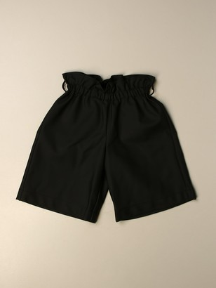 Simonetta High-waisted Shorts