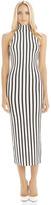 Torn By Ronny Kobo Claudia Dress Stripes