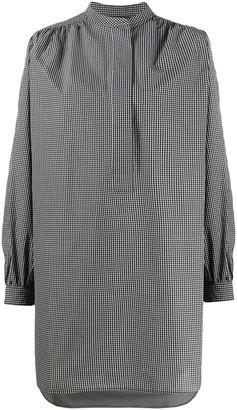 Sofie D'hoore Gingham Oversized Shirt
